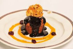If you're looking for a new dessert to make this Thanksgiving, here is a recipe from Culinary Council member Jacques Torres pumpkin chocolate cake recipe.