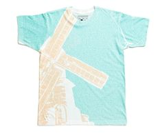 Don Quixote. Classic book as typographic shirt; Litographs