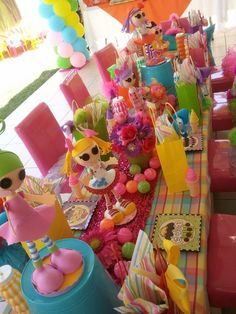 "Photo 15 of 37: Lalaloopsy Party / Birthday ""JADE'S LALALOOPSY 6TH B-DAY PARTY"" 