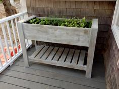 Makings of an Herb Garden | Do It Yourself Home Projects from Ana White