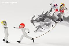 F1 illustrations
