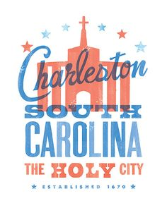 CHARLESTON HOLY CITY