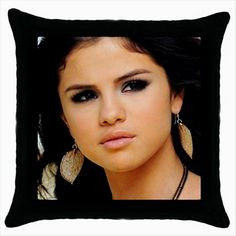 SELENA GOMEZ Quality Cushion Cover Throw Pillow Case Gift  http://stores.shop.ebay.co.uk/giftbazaar