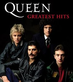 Queen's Greatest Hits is Britain's best-selling album of the past 50 years