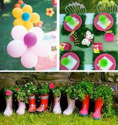 Party Theme Garden