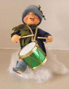 Annalee Little Drummer Boy Doll