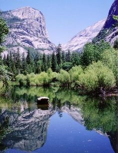 Yosemite, we were there September 2012