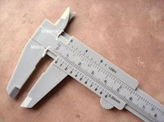 How to Use Vernier Calipers - The Beading Gem's Journal