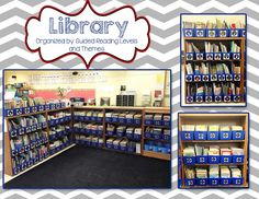 Library and classroom Organization