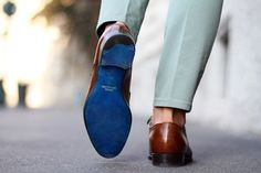 annoyingly attractive gentleman shoes