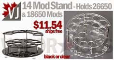 NEAT!! - No More Mod Dominos! Mod Stand Holds All Sizes - $11.54