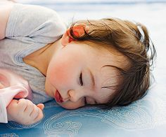 Get answers to your most common toddler sleep questions, including how many hours of rest your child needs, when to transition to a big kid bed, and more.