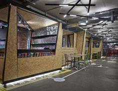 Generator Hostel London  #hostel #London #Holiday #Traveling #design #bar #cafe