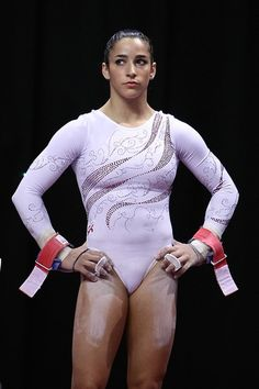 Aly Raisman is the captain of the 2012 American women's gymnastics team. She led her team to all-around gold and later won gold in floor exercise and bronze in the balance beam and came in 4th in the individual all-around competition.