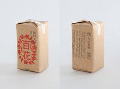 Japanese food packaging: Akaoni