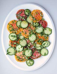 Southeast Asian Tomato Salad Recipe   POPSUGAR Food
