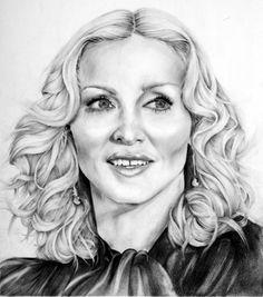 Madonna by CristinaC75.deviantart.com