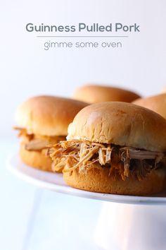 Guinness Pulled Pork | gimmesomeoven.com