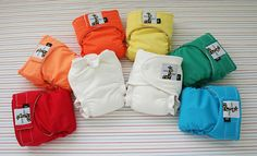 Making Your Own Cloth Diapers