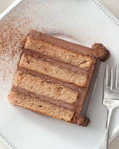 Zesty Mexican hot chocolate cake recipe