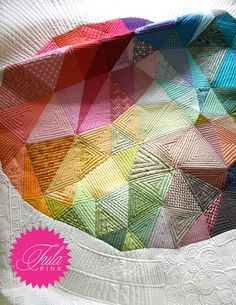 Tula Pink #quilting