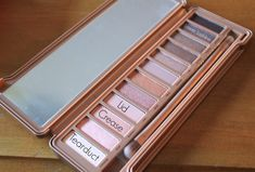 Urban Decay Naked 3 Palette: Natural Daytime Look