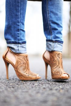 Cut out heels