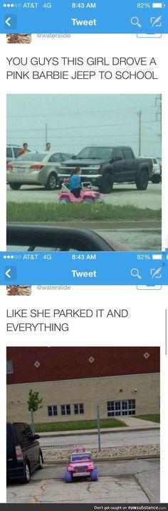 not a joke..I'd do this