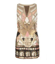 LOVE <3 Embellished Pipali Dress.