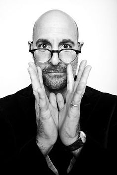 Stanley Tucci- I love him