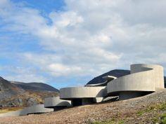 Structure architecturale par Reiulf Ramstad Architekter - Journal du Design