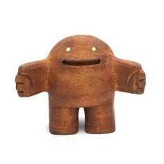 Teak Hug Toy, $24, now featured on Fab.