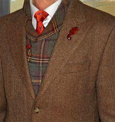 Ralph Lauren blazer + sweater, Circle of Gentlemen shirt, Brooks Bros tie… #menstyle #menswear #menscouture #mensfashion #instafashion #fashion #hautecouture #sartorial #sprezzatura #style #dapper #dapperstyle #menshoes #mensboots #menshats