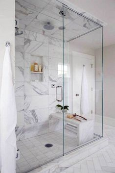 34 Master Bathroom Decorating Ideas in 2019 #bathroomdecor #bathroomdecorideas #masterbathroom ⋆ newport-international-group.com