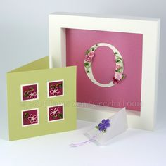 Precious Memories Class: 3 Styles of Quilled Flowers