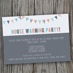 House warming party on pinterest housewarming party for Things to do at a housewarming party