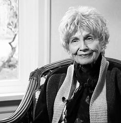 "Alice Munro's Nobel Prize Interview: Writing, Women, and the Rewards of Storytelling ""I want my stories to move people — ""I want my stories to move people … to feel some kind of reward from the writing."""