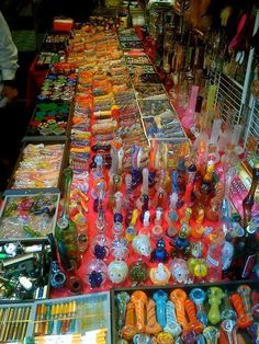 A lot of pipes! ( marijuana cannabis ) http://www.pinterest.com/thathighguy