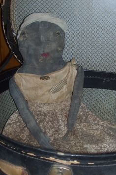 old rag doll