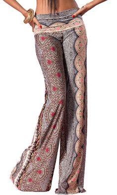 Womens Sexy Palazzo Pant Wide Leg Legged Tribal Aztec Print Yoga Pants DestYni,http://www.amazon.com/dp/B00FVIQT2O/ref=cm_sw_r_pi_dp_nfOEsb0QM5J2A2SQ