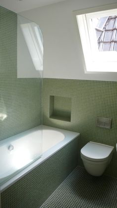 Badkamers on pinterest wands showers and tile - Badkamer inrichting ...