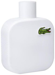 Lacoste 'Eau De Lacoste' Cologne. Love that the packaging reflects the iconic polo so perfectly.