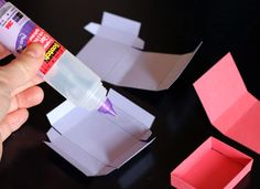 Matchbox tutorial & http://www.pinterest.com/arpitaster/dioramas-art-boxes/