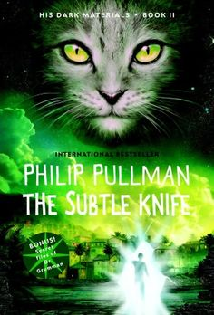 The Subtle Knife (His Dark Materials Series #2)