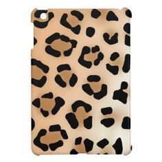 Leopard Print - iPad Mini Case