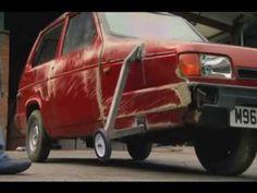Top Gear Jeremy Drives a Reliant Robin - full