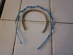 TikiDoll Dance: How to Make a Headband for AG doll