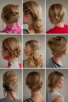 Beautiful Hairstyles!