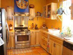 Southwest Kitchens On Pinterest Southwest Kitchen