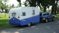 1957 Aloha 14' $1,850 refurbished throughout!! Ready to roll... shasta trailer, vintag trailer, vintag camper